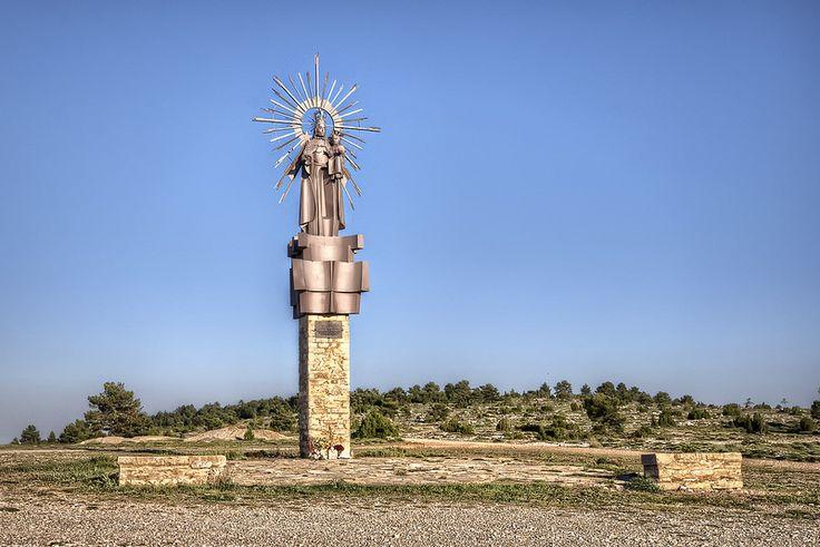 La Virgen de la Estrella (Mosqueruela). Teruel