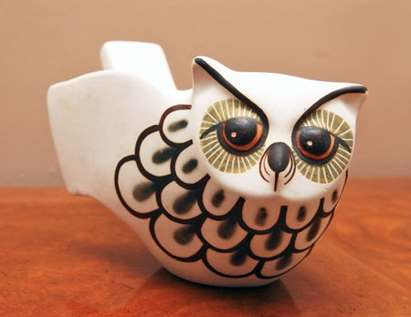 Owl (1973) by Strawberry Hill Pottery - Unknown