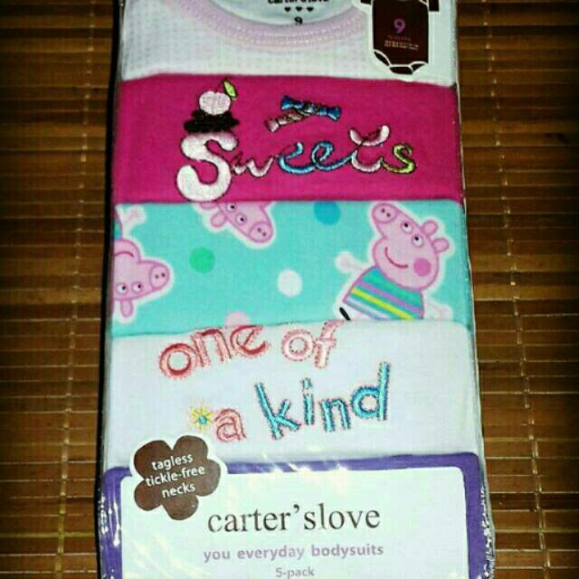 Saya menjual Pakaiam bayi 5in1 jumper carter's cewek lengan pendek seharga Rp85.000. Dapatkan produk ini hanya di Shopee! https://shopee.co.id/gayayayyakuw/199994685 #ShopeeID