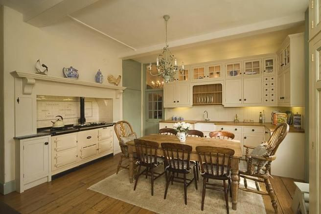 Aga Kitchen Old Rectory