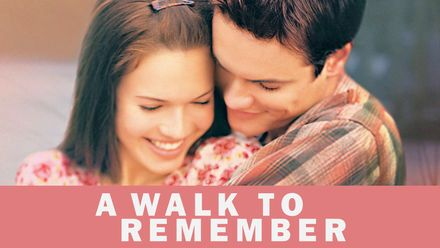 """Check out """"A Walk to Remember"""" on Netflix"""