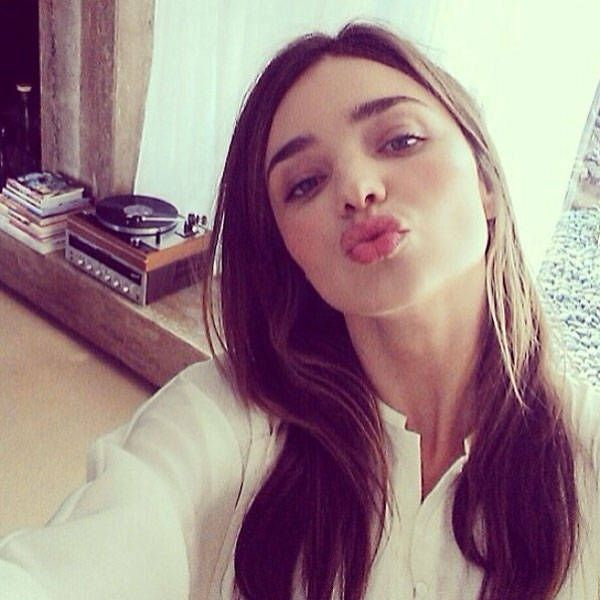How to take a selfie like a supermodel - see our inspirations here.