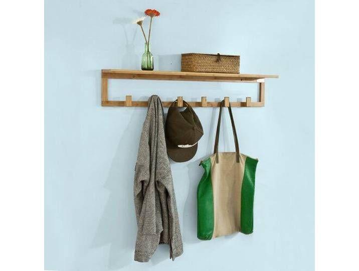 Wandgarderobe Staki Coat Rack Shelf Rack Shelf Hallway Coat Rack