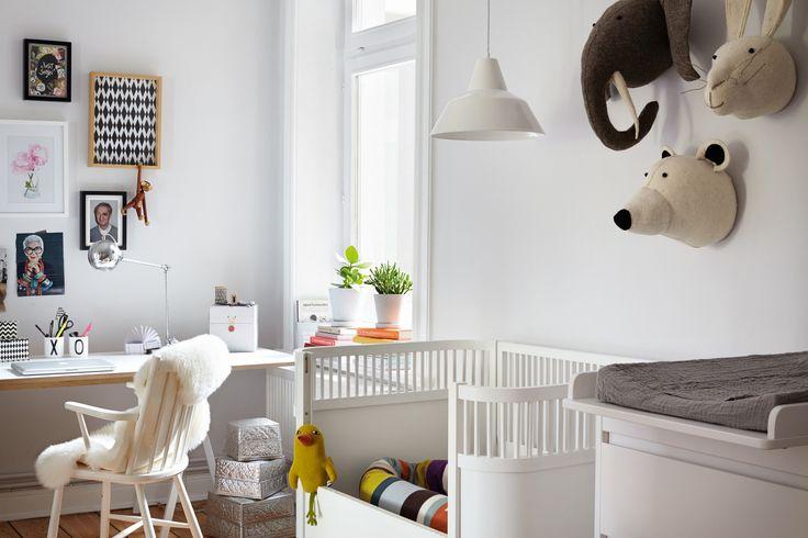 5 fantastiska barnrum att inspireras av roomly.se