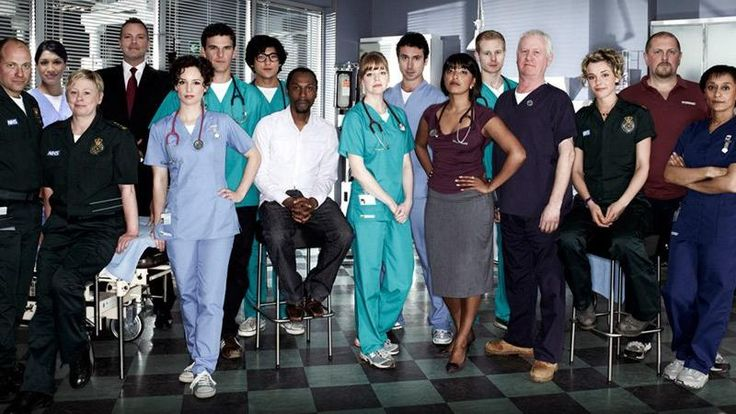 Casualty cast 2010