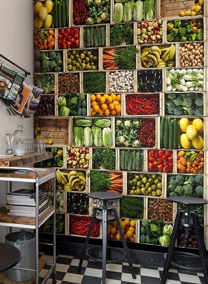 25+ parasta ideaa Tapeten Für Küche Pinterestissä Koristelu - fototapete für küchenrückwand