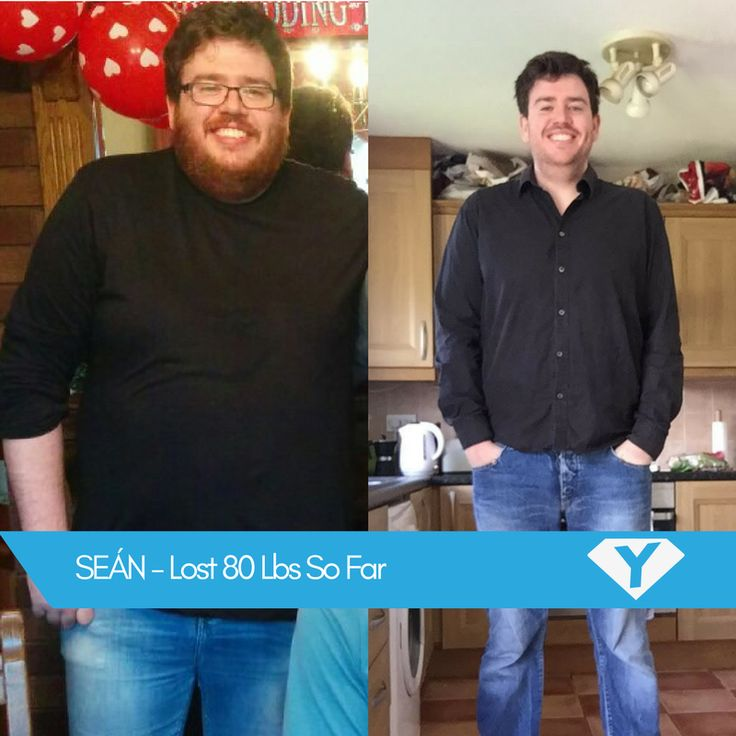 In less than a year with #DDPYOGA Seán is down 80lbs, his back & knee pain are gone, and he can fit into clothes he hasn't been able to wear in 5 years. #TransformationTuesday #DDPYOGA #BeUnstoppable #OwnYourLife #Fitspiration
