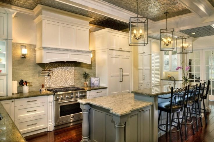 Kitchen : Two Tier Kitchen Islands Table Accents Water Coolers two ...