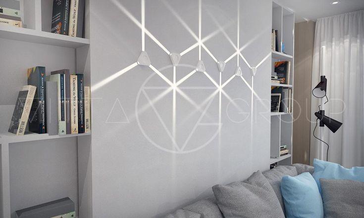 Light TRIO | Vitta-Group - дизайн студия | дизайн интерьера Крым