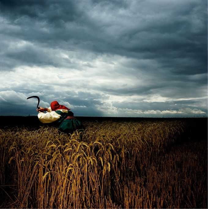 Depeche Mode 'Broken Frame', photography by Brian Griffin.