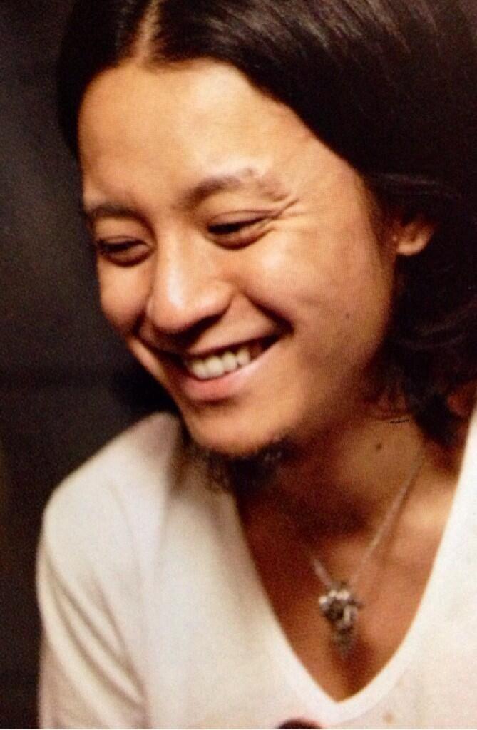 優しい笑顔渋谷すばる