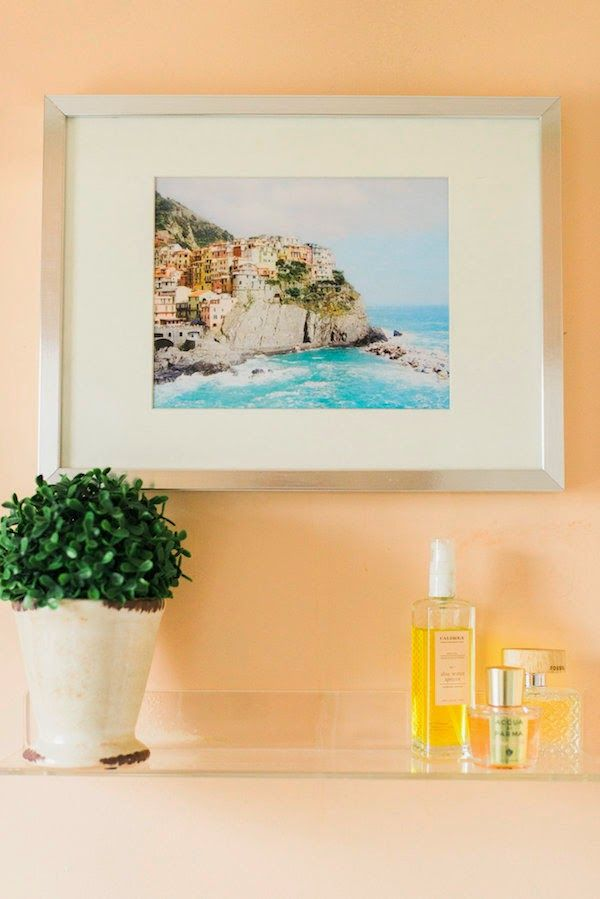 Give your bathroom a makeover this weekend!