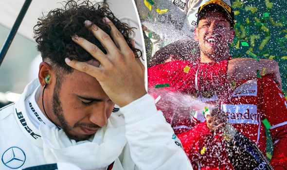 Mercedes Uncovered: Why Lewis Hamilton lost the Australian Grand Prix to Sebastian Vettel