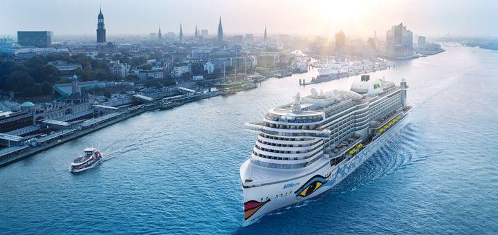AIDAprima ab Hamburg: Metropolen Westeuropas ab 795 Euro entdecken