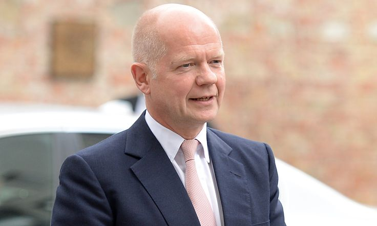 William Hague to resign as foreign secretary in major cabinet reshuffle