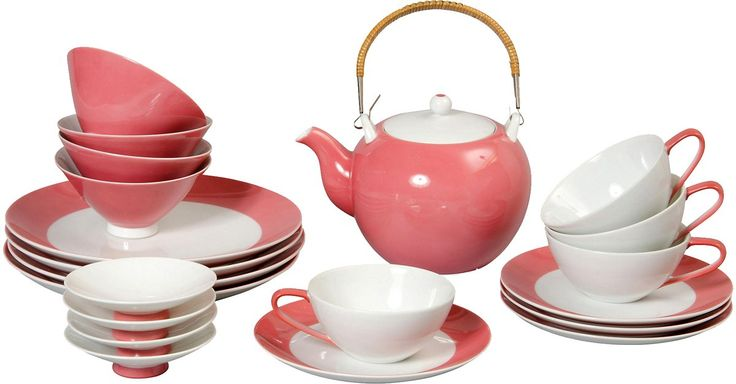 Japanese Tea Set, Svc. for 4