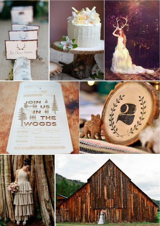 Assisi: into the woods rustic barn wedding inspiration >> Scopri le Offerte!
