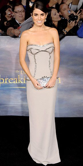 Nikki Reed at Twilight premiere looking gorg!