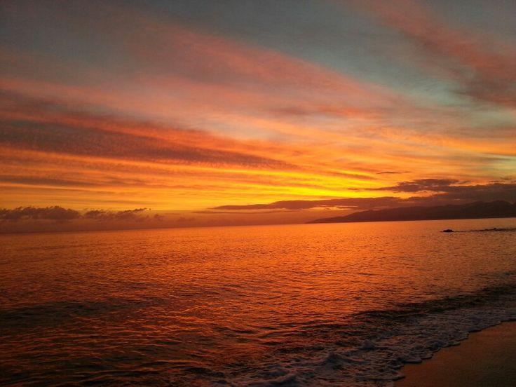 The Amazing Sunrises At #Hersonissos #Crete #Greece