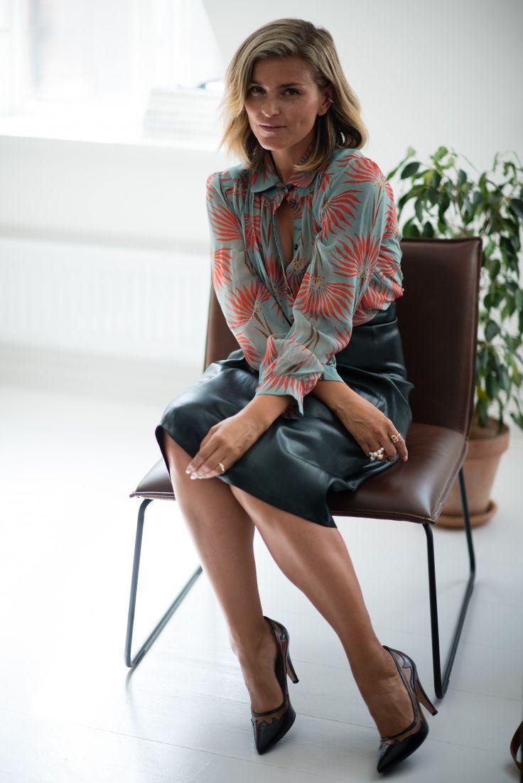 Style...Janka Polliani // cphfw