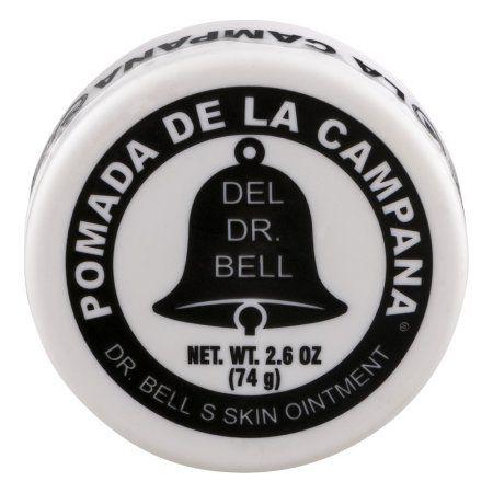 Dr. Bell's Skin Ointment Pomada De La Campana, 2.6 OZ, Multicolor