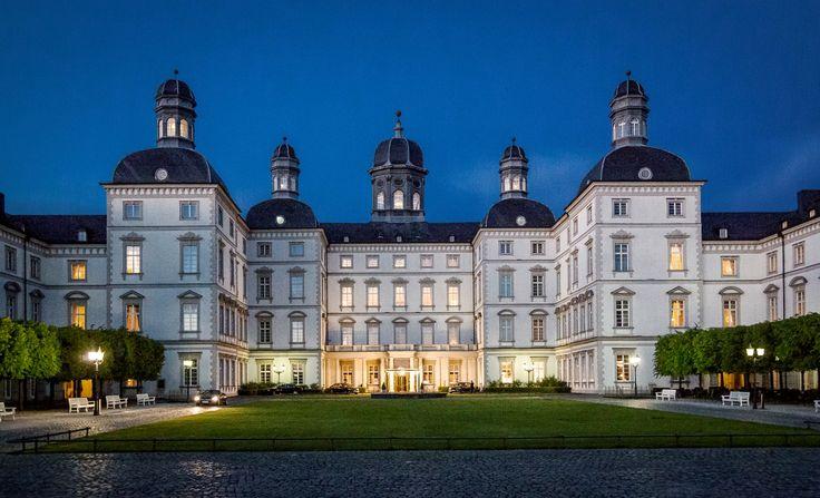Althoff Grandhotel Schloss Bensberg   Hotel in Bergisch Gladbach