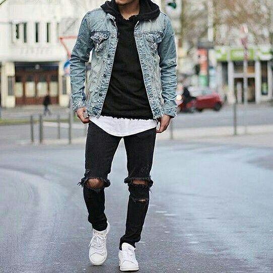 Basic Street Style
