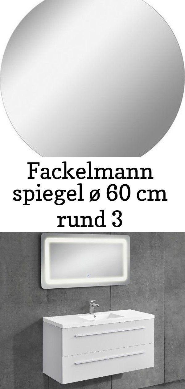 Fackelmann Rund Spiegel Fackelmann Spiegel O 80 Cm Rund Neu Haus Weisser Badezimmerschrank Mit Waschbecken Spiege In 2020 Esszimmer Spiegel Esszimmer Modern Fackel
