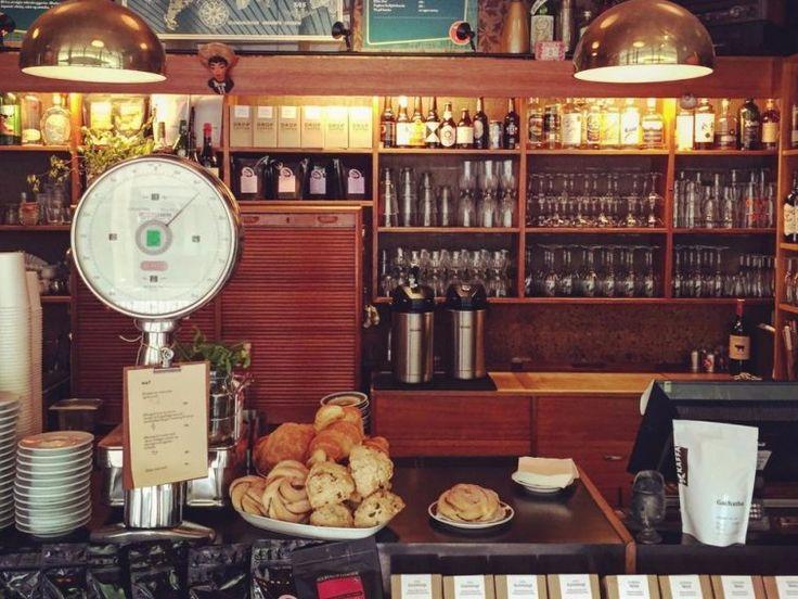 Fuglen, Oslo: Coolest coffeeplace evah!