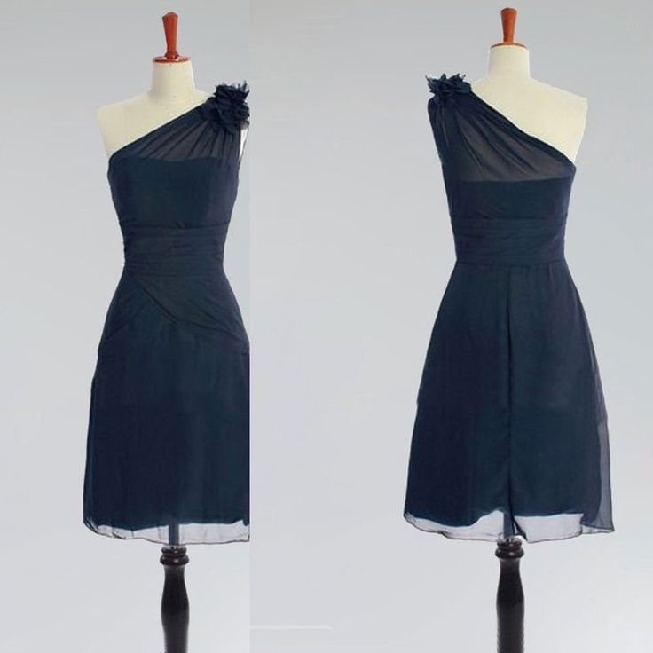 33 best Navy Blue bridesmaid dresses images on Pinterest   Formal ...