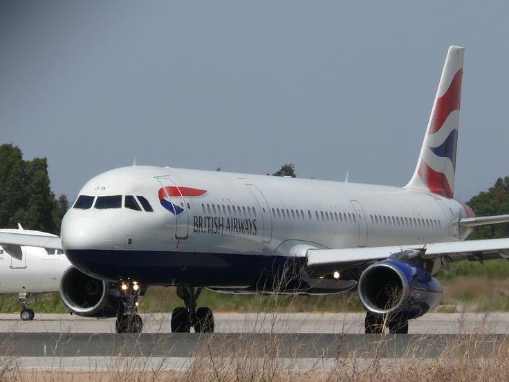 A321 de British Airways