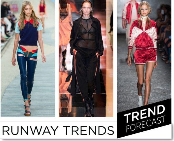 Sportswear S/S 2014 http://www.sandrascloset.com/the-most-important-ss-2014-runway-trends/
