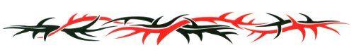 "Tribal Thorns Lower Back or Armband Temporary Body Art Tattoos 1.5"" x 9"" TMI http://www.amazon.com/dp/B008KLF41Q/ref=cm_sw_r_pi_dp_c4abwb04B0R7R"