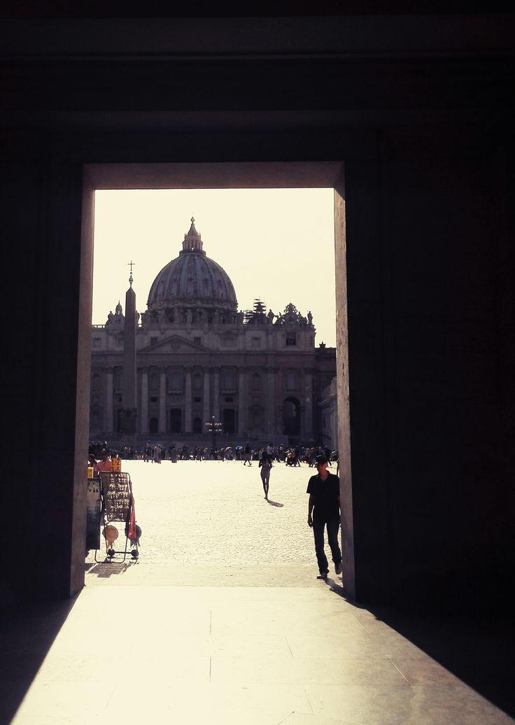 St.Peter's, The Vatican