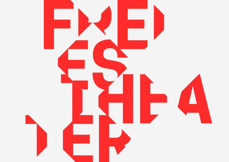 """Check out this @Behance project: """"Corporate Design Freies Theater"""" https://www.behance.net/gallery/35378373/Corporate-Design-Freies-Theater"""
