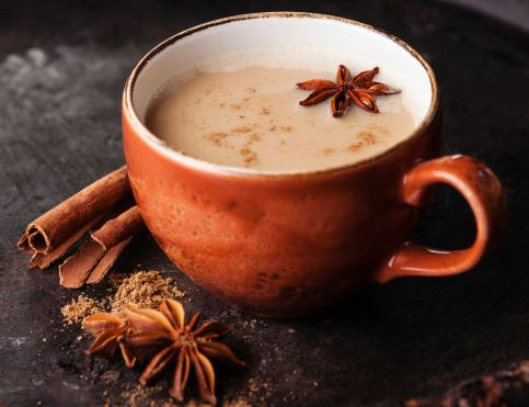 9 drinks that will wake you up better than #coffee: #chai. #IQS #sugarfree