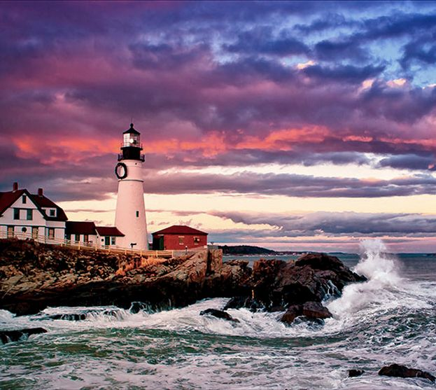 Portland Head Light (Maine) | 26 Stunning Destinations You Can Drive To