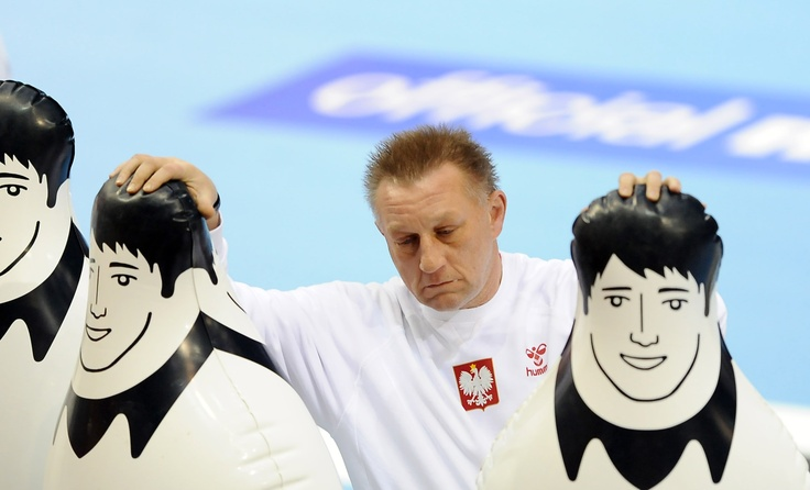 Coach Michael Biegler – WCh Spain 2013