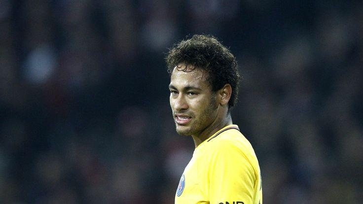 Neymar on target as PSG extend Ligue 1 lead #News #EdinsonCavani #Football #FrenchLigue1 #Lille