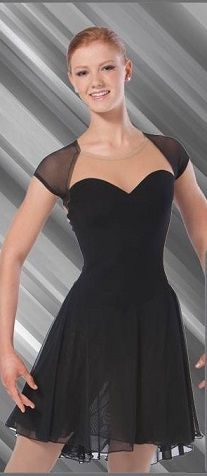 Brad Griffies Dance Dress D308 - simple and pretty