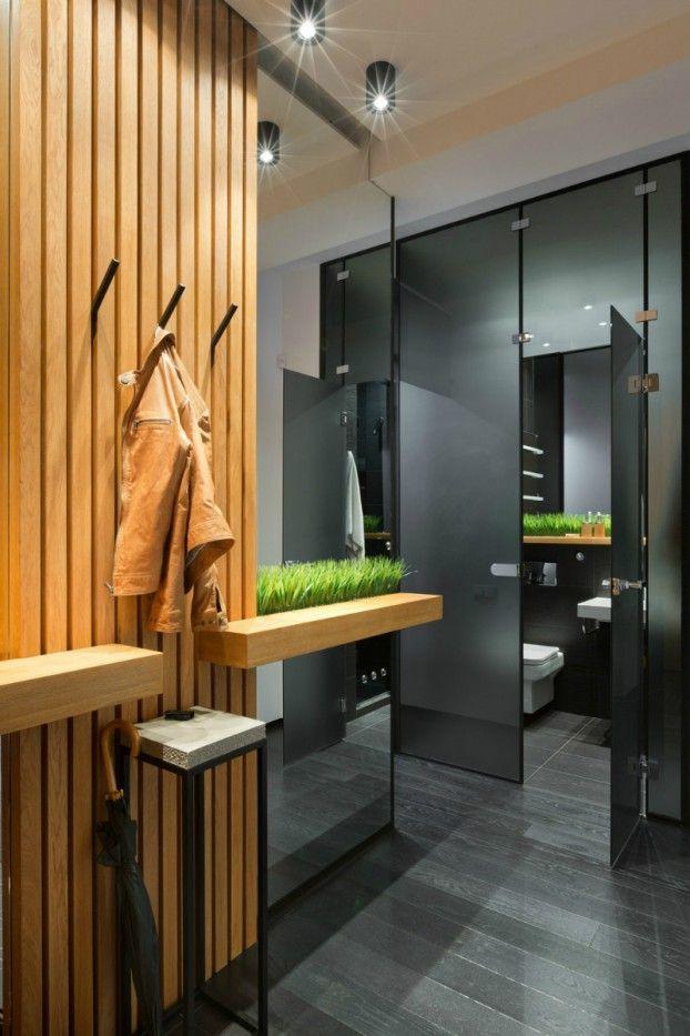Contemporary 40 square meter (430 square feet) Apartment - Decoholic