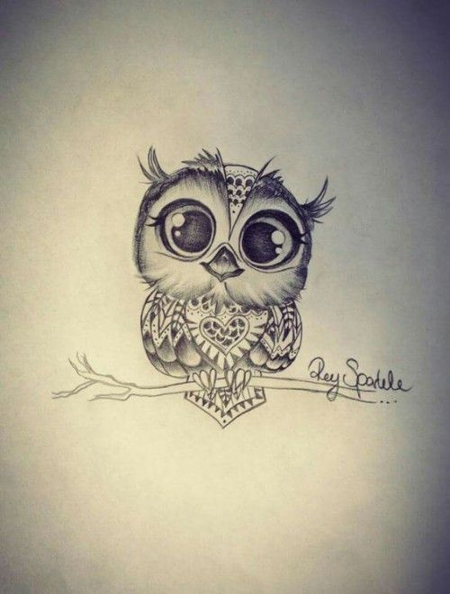 Owl Tattoo Meaning