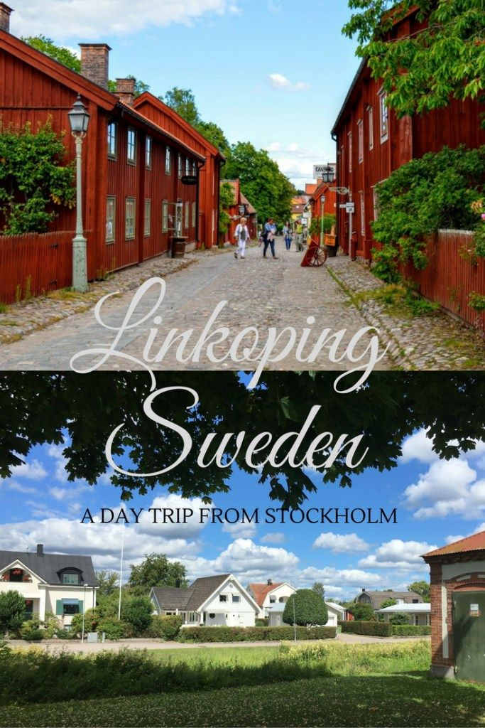 A perfect day trip from Stockholm - Linkoping,Sweden.Delve into history,relax amidst nature and enjoy Swedish delicacies.