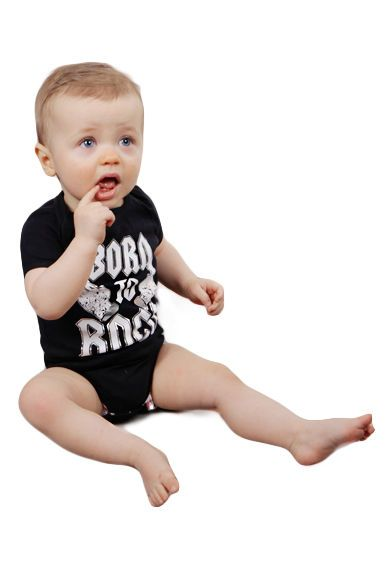 Born To Rock -Vauvan Body