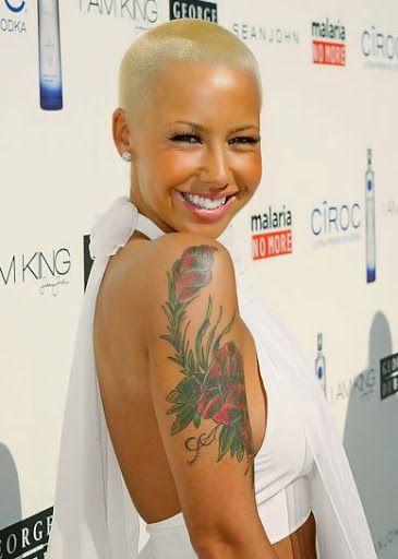 Tattoos for Women Amber rose