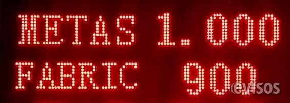 letrero electronico led para publicidad  Empresa en Chile , fabricantes de letrero el ..  http://quinta-normal.evisos.cl/letrero-electronico-led-para-publicidad-id-607090