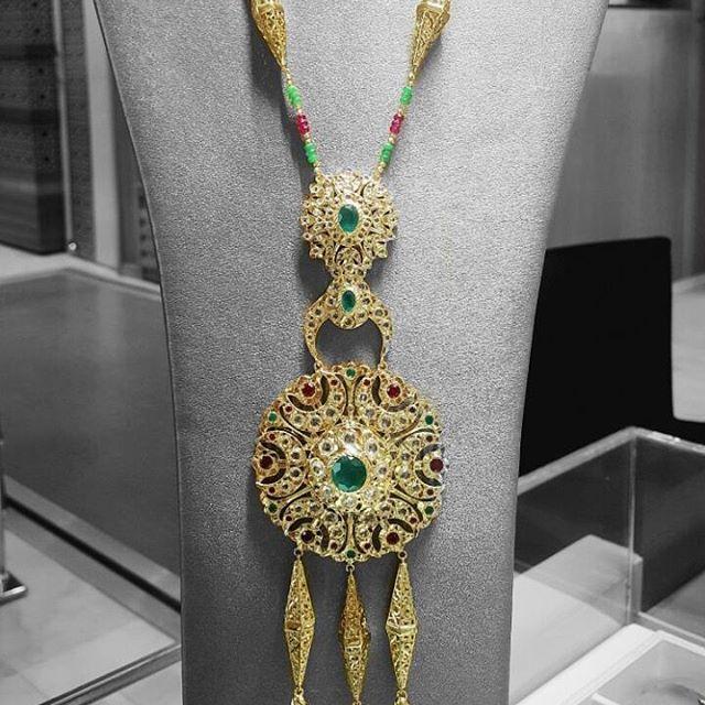 Les bijoux  beldi toujours somptueux et raffinés #Rafinity #MoroccoMall