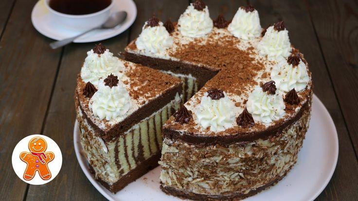 """Торт """"Мелодия"""" очень красивый и вкусный"""