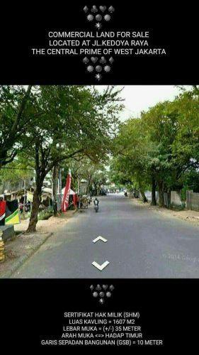 LAND+FOR+SALE+AT+WEST+JAKARTA+Jl.+Kedoya+Raya+,+Kedoya++Kembangan+»+Jakarta+Barat+»+DKI+Jakarta