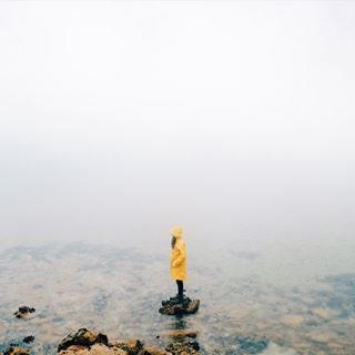 By the sea-side. ☔️ Stewart Island @southland.nz #mysouthland #stewartisland #realjourneys